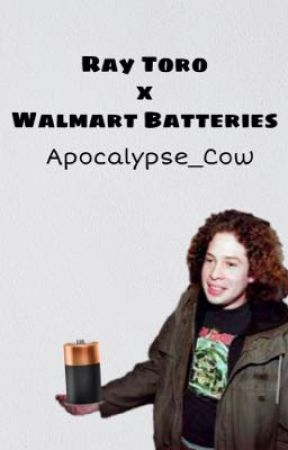 Ray Toro x Walmart Batteries by Apocalypse_Cow