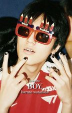 boy ➳ haruto by dowyoung