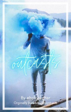 Outcasts [A Sidemen and Pack Story] by lastjaybird