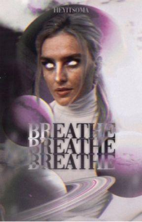 BREATHE portfolio  by heyitsoma