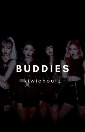 Buddies (Oneshot) by kiwichoutz