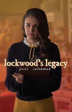 lockwood's legacy [josie saltzman] by hoechlin72
