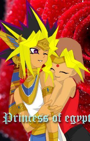 Atem x Reader ✯ Princess Of Egypt by Prinssnublefot