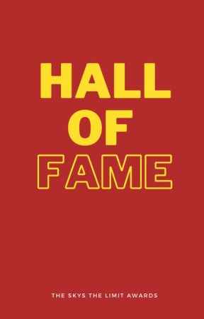 Halls of Fame! by _TheSkysTheLimit