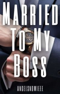 Married To My Boss cover