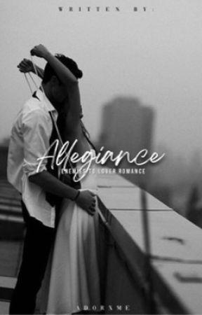 [1] 𝐀𝐋𝐋𝐄𝐆𝐈𝐀𝐍𝐂𝐄 | ✓ by adorxme