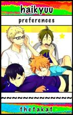 Haikyuu Preferences by TheTakaT