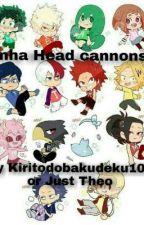 Bnha Headcannons! by kiridekutodobaku101