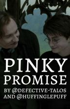 Pinky Promise || Wolfstar by defective-talos