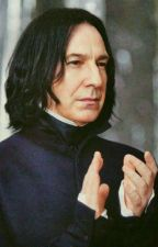 Snape x reader by sips___tea