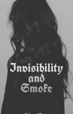 Invisibility And Smoke (Alec Volturi) by GhoulNote
