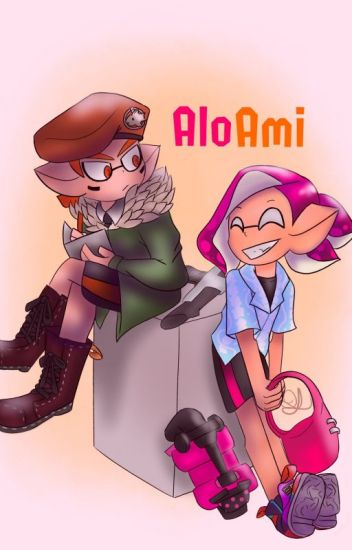 Aloami: Army X Aloha ((ON HOLD))