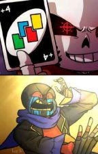 Random Undertale Pictures + Extra Things (Book 1) by CinnaminSweetHeart