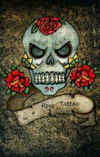 In a Rose Tattoo by Renmiri