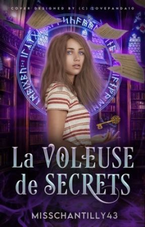 La Voleuse de Secrets  by misschantilly43