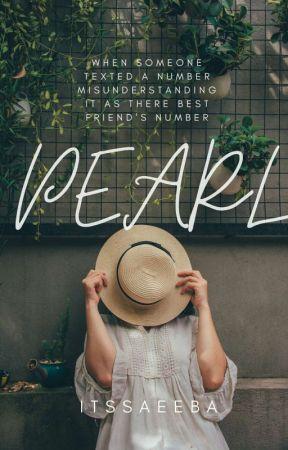Pearl | ✓ by itssaeeba