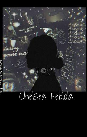 CHELSEA FEBIOLA√ by Febianingrat