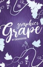 Grape Graphics (Portfólio+Graphic Shop) by cachosdeuva07