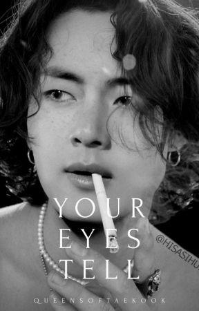 your eyes tell | taekook by queensoftaekook