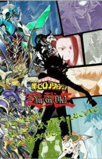 Izuku Midoriya- King of Games cover