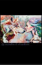 La cazadora y el cachorro by HunterSnz15