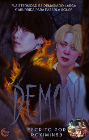 Demon  [Yoonmin] FINALIZADA by Roximin99