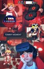 TommyInnit x Reader (Not a Ship Thingy) by Skyalent