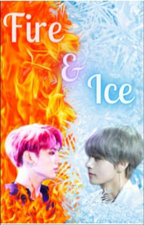 Fire & Ice by kookiewithacupoftae-