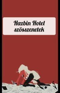 Hazbin Hotel szösszenetek cover