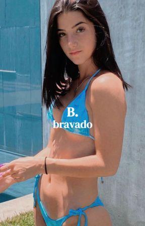 bravado, c. d'amelio by -CH4RLISDAM3LIO