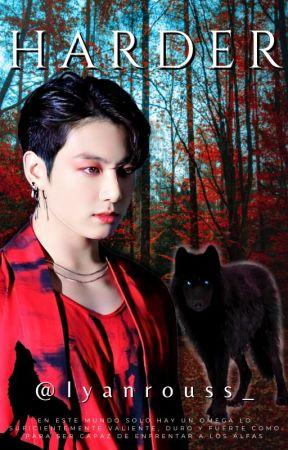 Jikook | Harder by xXLyanRoussXx