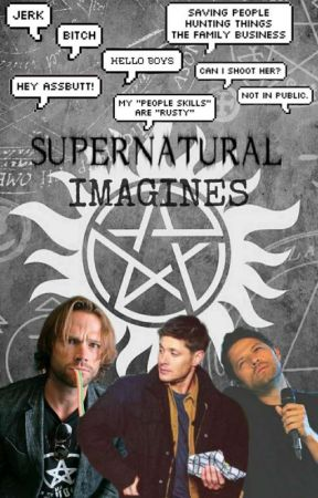 Supernatural imagines by AnimeAki23