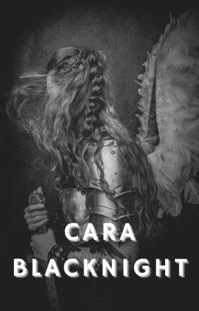 Soul Slayer:Cara Blacknight (GxG) by jblcknght