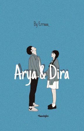 ARYA & DIRA by xrraaa_