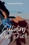 Colliding our skies (Ventura series 1) cover