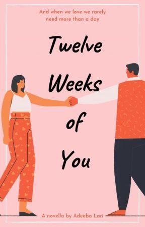 Twelve Weeks of You by Randomthingslover