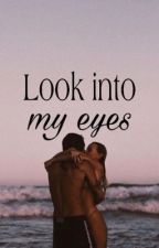 Look into my eyes    Aidan Gallagher  by puffsnique