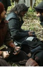 Ertugrul texting by JustOneToughCookie