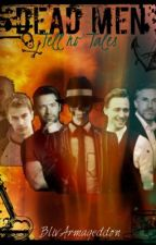 Dead Men Tell No Tales (Skulduggery Pleasant) by BlivArmageddon