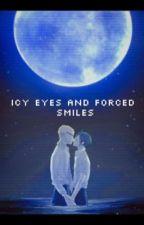 Icy Eyes and Forced Smiles- Tsukki x Yamaguci by Iamquitedumb