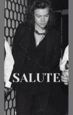 salute ➳ 〚h.s.〛 〚a.u.〛 by sweetenerry