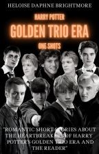 Golden Trio Era one shots [x Reader] + gifs by HeloiseDBrightmore