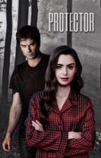 PROTECTOR - Damon Salvatore 1 by LunarArreis