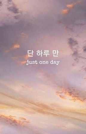just one day by hobimarley