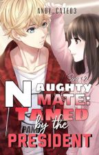NAUGHTY MATE: TAMED BY THE PRESIDENT by Andy_Cate03