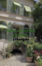↳ how to write poetry **COMPLETED** by classifycherry