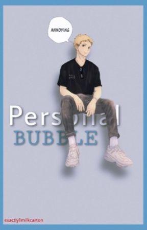 personal bubble ☆ tsukishima by exactly1milkcarton