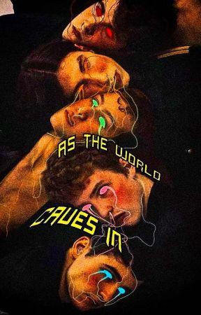 X & Y ━━ theodore nott by noctxrnals