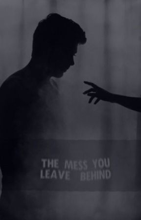 THE MESS YOU LEAVE BEHIND ━ jasper hale by demonoIogy