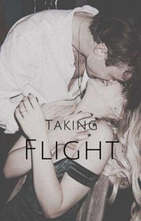 Taking Flight by Jenevieve00